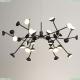6417 Подвесная светодиодная люстра Mantra (Мантра), ADN