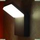 7045 Настенный уличный светильник Mantra (Мантра), ALPINE