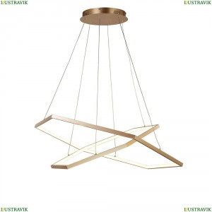2103-14P Подвесной светодиодный светильник Favourite (Фаворит), Hexagon