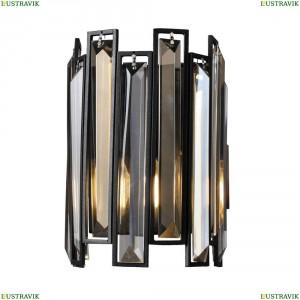 1973-1W Настенный светильник Favourite (Фаворит), Enigma Black