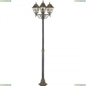1804-3F Садово-парковый светильник Favourite (Фаворит), Zagreb