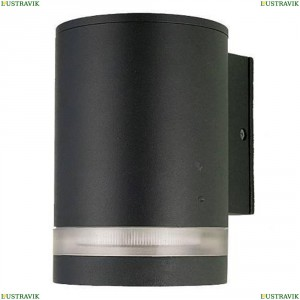 1830-1W Уличный настенный светодиодный светильник Favourite (Фаворит), Flicker Black