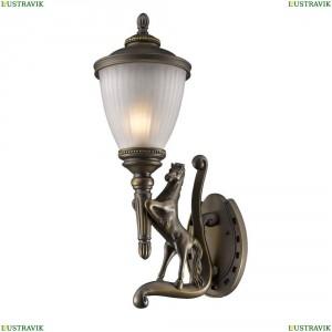 1334-1WL Уличный настенный светильник Favourite (Фаворит), Guards
