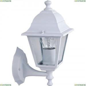 1814-1W Уличный настенный светильник Favourite (Фаворит), Leon White