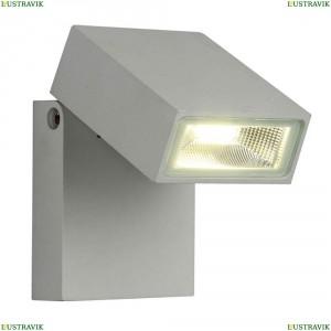 1823-1W Уличный настенный светодиодный светильник Favourite (Фаворит), Flicker Silver