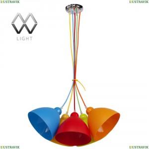 365014505 Подвесная люстра MW-Light (МВ Лайт), Улыбка