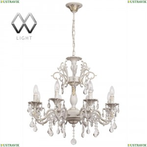 301014808 Подвесная люстра MW-Light (МВ Лайт), Свеча