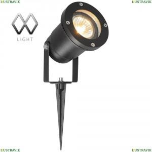 808040201 Ландшафтный светильник MW-Light (МВ Лайт), Титан