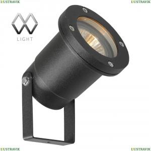 808040301 Уличный настенный светильник MW-Light (МВ Лайт), Титан