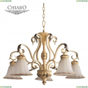 254019205 Подвесная люстра Chiaro (Чиаро), Версаче