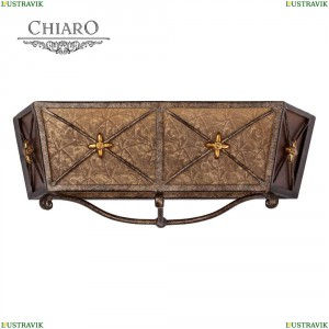 382022002 Настенный светильник Chiaro (Чиаро), Айвенго