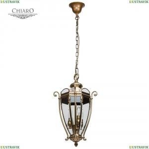 802010703 Уличный подвесной светильник Chiaro (Чиаро), Мидос