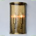 802021702 Уличный настенный светильник Chiaro (Чиаро), Мидос