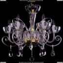1333/6/240/G Хрустальная подвесная люстра Bohemia Ivele Crystal (Богемия)