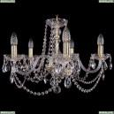 1402/5/195/G Хрустальная подвесная люстра Bohemia Ivele Crystal (Богемия)