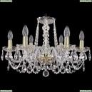 1402/6/195/G Хрустальная подвесная люстра Bohemia Ivele Crystal (Богемия)