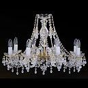 1410/8/240/V0300 Хрустальная подвесная люстра Bohemia Ivele Crystal (Богемия)