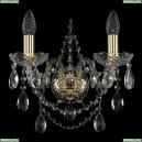 1411B/2/141/G Хрустальное бра Bohemia Ivele Crystal (Богемия)