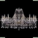 1413/16/400/G Хрустальная подвесная люстра Bohemia Ivele Crystal (Богемия)