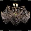 7708/3/G Хрустальная потолочная люстра Bohemia Ivele Crystal (Богемия)