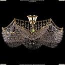 7708/6/G Хрустальная потолочная люстра Bohemia Ivele Crystal (Богемия)