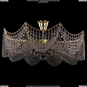 7708/9/G Хрустальная потолочная люстра Bohemia Ivele Crystal (Богемия)