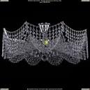 7708/9/Ni Хрустальная потолочная люстра Bohemia Ivele Crystal (Богемия)