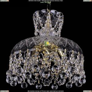 7711/35/G/Balls Хрустальная подвесная люстра Bohemia Ivele Crystal (Богемия)