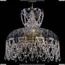 7711/35/G/Drops Хрустальная подвесная люстра Bohemia Ivele Crystal (Богемия)