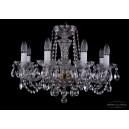 1402/8/195/Pa Хрустальная подвесная люстра Bohemia Ivele Crystal (Богемия)