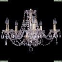 1406/5/195/G Хрустальная подвесная люстра Bohemia Ivele Crystal (Богемия)
