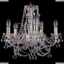 1411/5/160/G/Balls Хрустальная подвесная люстра Bohemia Ivele Crystal (Богемия)
