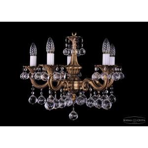 1701.5.A.FP.B  IVELE Bohemia Crystal хрустальная подвесная люстра