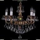 1702/5/CK175IV/B/FP/Balls Хрустальная подвесная люстра Bohemia Ivele Crystal (Богемия)