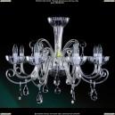 1333/8/320/Ni Хрустальная подвесная люстра Bohemia Ivele Crystal (Богемия)