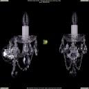 1400/1/Big/Ni Хрустальное бра Bohemia Ivele Crystal (Богемия)