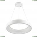 4066/40L Подвесной светодиодный светильник с пультом д/у Odeon Light (Одеон Лайт), Sole