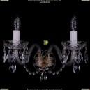1402B/2/195/XL/Pa Хрустальное бра Bohemia Ivele Crystal