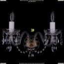 1400/2/Big/Pa Хрустальное бра Bohemia Ivele Crystal (Богемия)