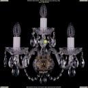 1402B/2+1/195/XL/Pa Хрустальное бра Bohemia Ivele Crystal