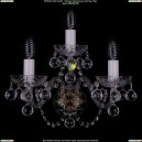 1400/3/Big/Pa/Balls Хрустальное бра Bohemia Ivele Crystal (Богемия)