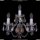 1400/3/Big/Pa/Leafs Хрустальное бра Bohemia Ivele Crystal (Богемия)