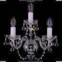 1402B/2+1/141/Ni/Balls Хрустальное бра Bohemia Ivele Crystal