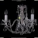 1402/3/141/Ni/Balls Хрустальная подвесная люстра Bohemia Ivele Crystal