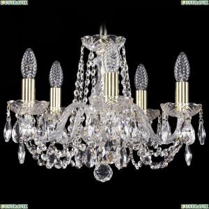 1402/5/141/G Хрустальная подвесная люстра Bohemia Ivele Crystal (Богемия)