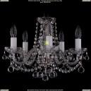 1402/5/141/Pa/Balls Хрустальная подвесная люстра Bohemia Ivele Crystal (Богемия)