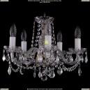 1402/5/141/Pa/Leafs Хрустальная подвесная люстра Bohemia Ivele Crystal (Богемия)