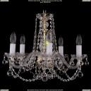 1402/5/160/G/Balls Хрустальная подвесная люстра Bohemia Ivele Crystal (Богемия)
