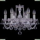 1402/6/141/Ni/Balls Хрустальная подвесная люстра Bohemia Ivele Crystal (Богемия)