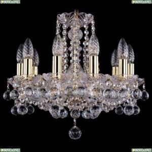 1402/10/141/G/Balls Хрустальная подвесная люстра Bohemia Ivele Crystal (Богемия)